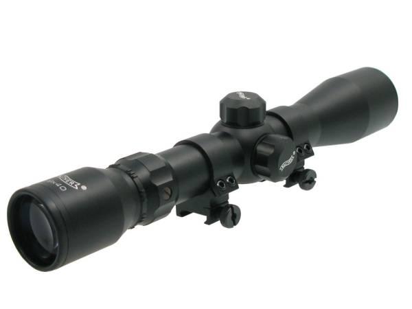 Problème de réglage de lunette Walther3-9x40weaver21517