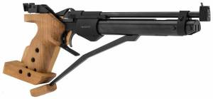 Pistolet BAIKAL IZH 46 Droitier Cal. 4,5 MM.