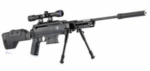 Carabine BLACK OPS SNIPER Cal. 4,5 MM.