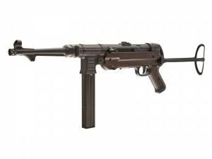 Pistolet - Mitrailleur MP 40 GERMAN Cal. 4,5 MM à CO².