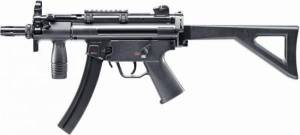 Pistolet - Mitrailleur H K MP 5 K Cal. 4,5 MM à CO².