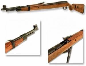 Carabine MAUSER K 98 Cal. 4,5 MM.