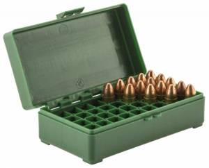 Boite MEGALINE pour 50 Cart. 9 MM / 380.