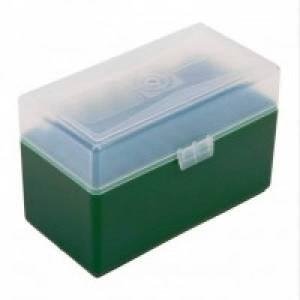Boite MEGALINE CLEAR pour 50 Cart. 30 - 06 / 270 / 280.