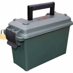 Boite à cartouches MTM AC 30 T ( TALL ) KAKI.