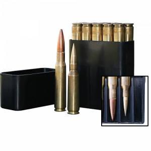 Boite MTM BMG 10 NOIRE. 375 / 408 / 50 BMG.
