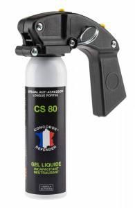 Aérosol GEL CS 100 ML avec poignée.