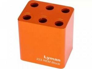 Jauge à cartouches multiple LYMAN pour 223 Remington.